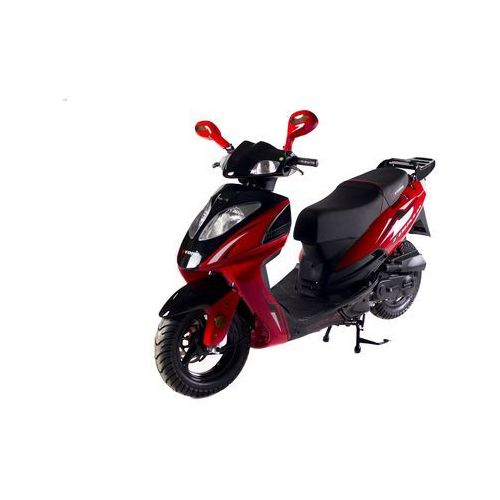 Skuter TORQ Taotao CY50T-8 (FORMAX) Czerwono-Czarny + DARMOWY TRANSPORT! - produkt dostępny w ELECTRO.pl