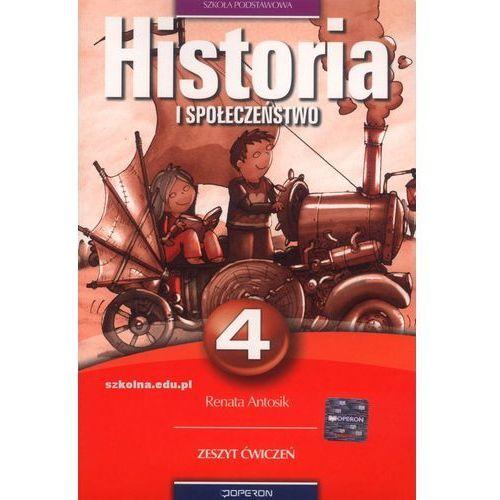 Historia i społeczeństwo 4. Zeszyt ćwiczeń (64 str.)