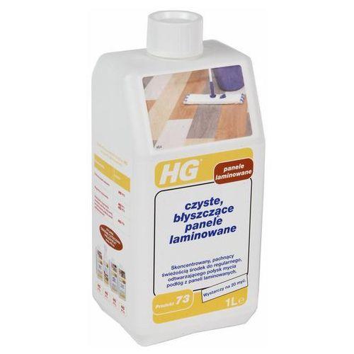 Hg czyste błyszczące panele laminowane