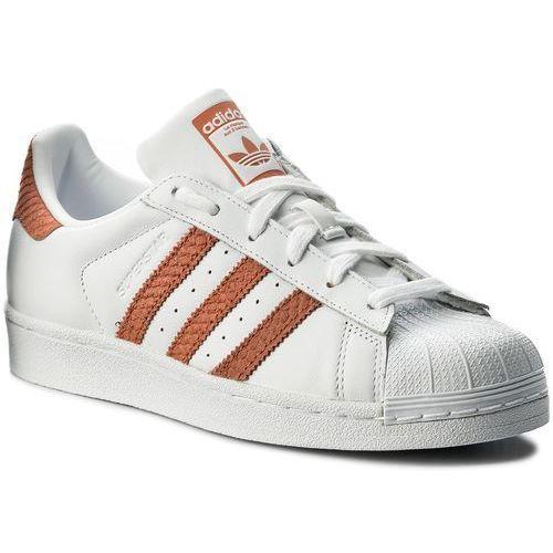 Buty adidas - Superstar W CG5462 Ftwwht/Chacor/Owhite, w 3 rozmiarach