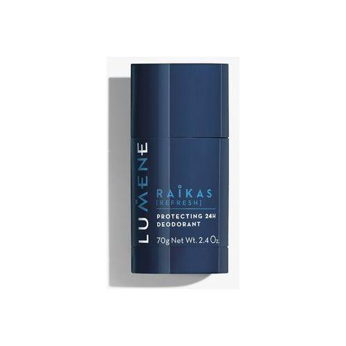 Lumene men raikas protecting 24h - dezodorant w sztyfcie dla mężczyzn ochrona 24h, 70g (6412600807431)