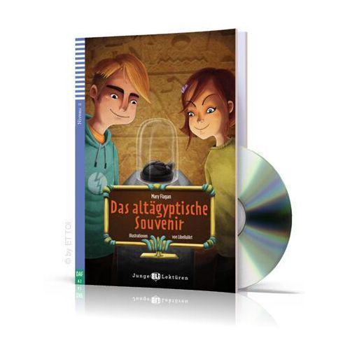 Junge ELI Lekturen - Das altägyptische Souvenir + CD Audio (9788853605443)
