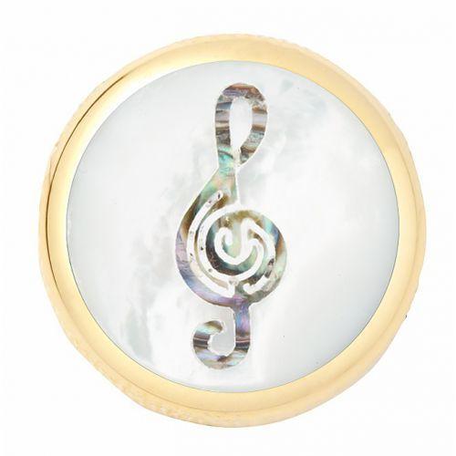 regler knopf, rund 6mm, clef, gd gałka potencjometru, round 6mm, clef, gd marki Warwick