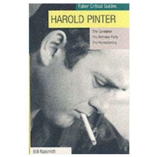 Harold Pinter: Faber Critical Guide (192 str.)