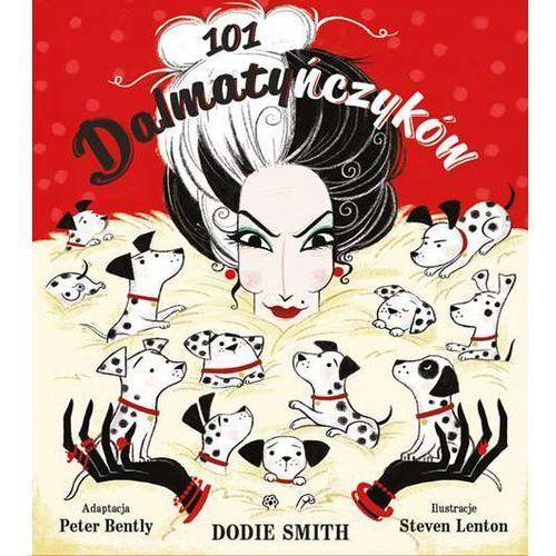 101 dalmatyńczyków - Dodie Smith, Peter Bently, Steven Lenton (32 str.)