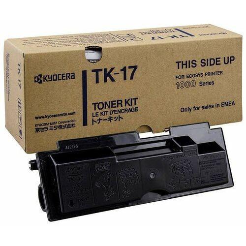 Wyprzedaż oryginał toner fs-1000/fs-1000+/fs-1010/fs-1050 czarny black marki Kyocera
