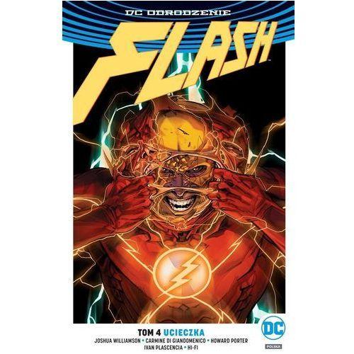Flash T.4 Ucieczka /DC Odrodzenie - Praca zbiorowa, oprawa miękka