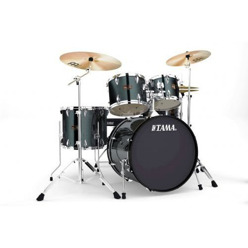 Tama ip52kh6n hbk imperialstar + meinl msc set zestaw perkusyjny