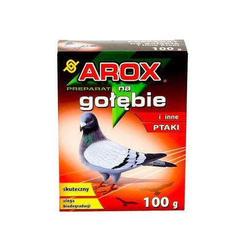 Preparat odstraszający na gołębie () granulat marki Arox