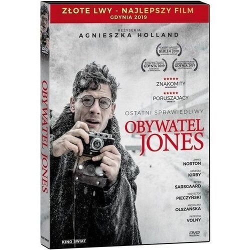 Agnieszka holland Obywatel jones dvd (5906190326577)