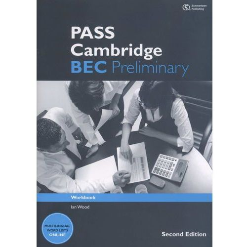 Pass Cambridge BEC Preliminary 2nd Edition Ćwiczenia, Heinle