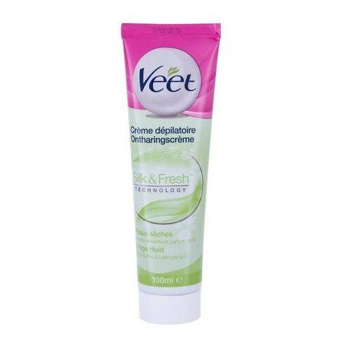Veet silk & fresh™ dry skin akcesoria do depilacji 100 ml dla kobiet