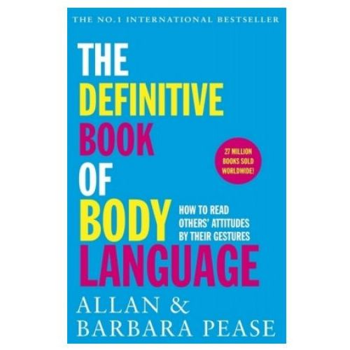 The Definitive Book Of Body Language (9781409168508)