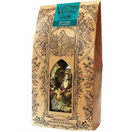 Klasztorna mieszanka ziołowa - herbata na wysoki cukier 50 g