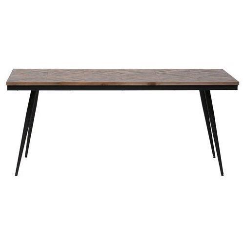 Be Pure Stół Rhombic drewno/metal 180x90cm 800950-N, 800950-N