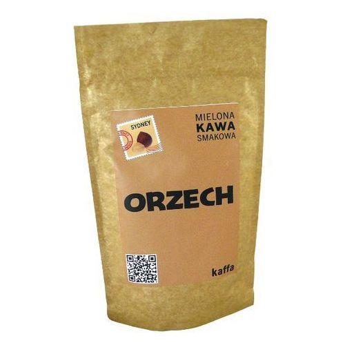 Kawa mielona orzechowa 125g