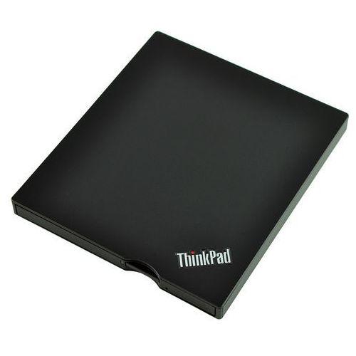 Lenovo ThinkPad UltraSlim USB DVD Burner 4XA0E97775 - nagrywarka zewnętrzna USB z kategorii Napędy optyczne