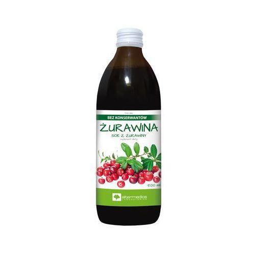 ŻURAVISOL C sok z żurawiny 500 ml (5907530440380)