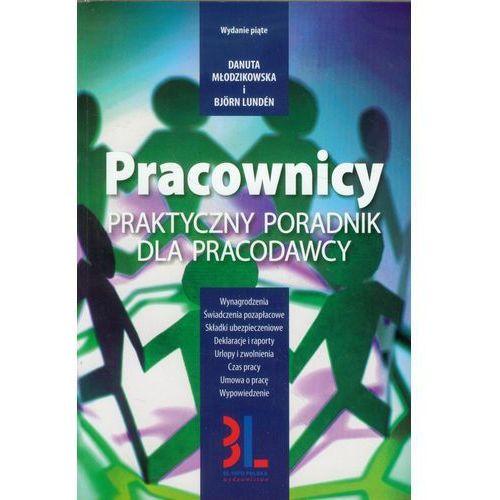 Pracownicy Praktyczny poradnik dla pracodawcy- bezpłatny odbiór zamówień w Krakowie (płatność gotówką lub kartą).