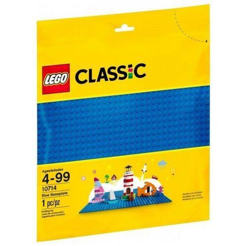 Lego Kloci classic niebieska płytka konstrukcyjna