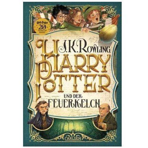 Harry Potter und der Feuerkelch Rowling, Joanne K.