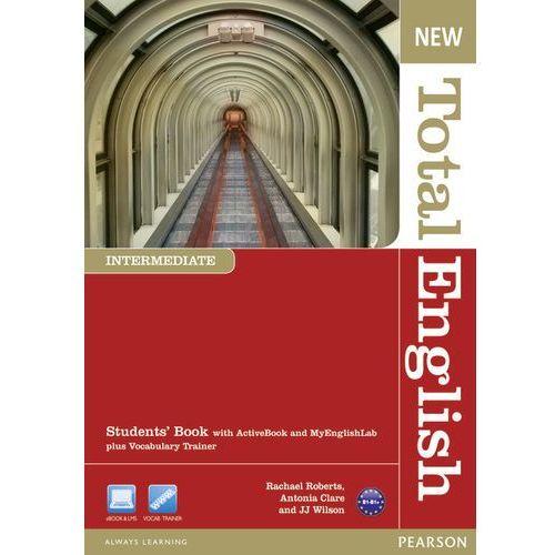 New Total English Intermediate Podręcznik + Active Book + MyEnglishLab, Rachael Roberts