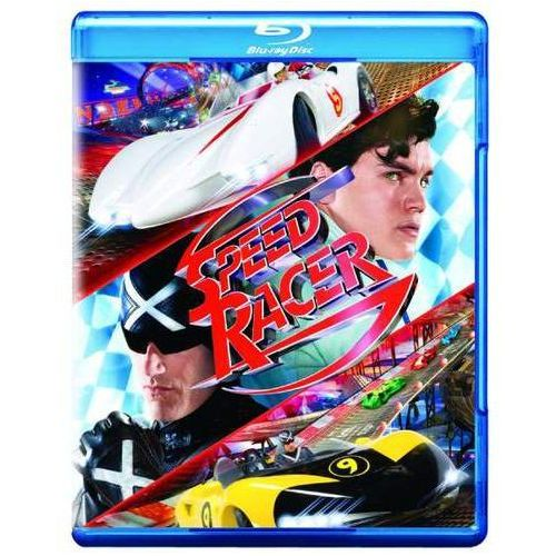 SPEED RACER (BD) GALAPAGOS Films 7321999176457