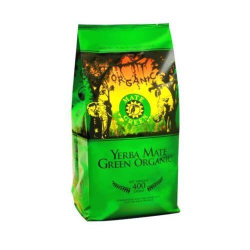 YERBA MATE GREEN 400g Organic Despalada Bio