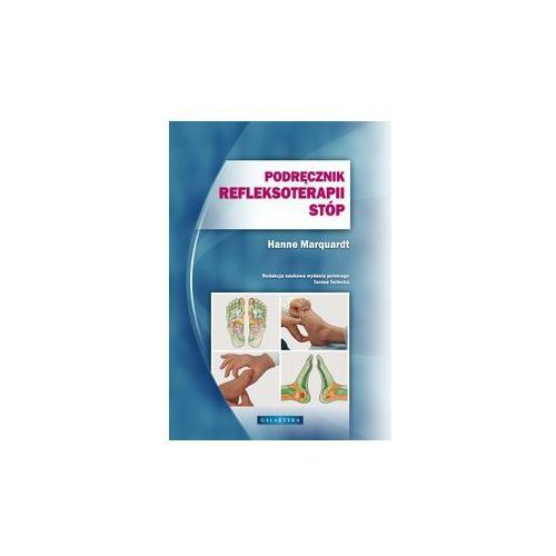 Podręcznik refleksoterapii stóp, oprawa twarda