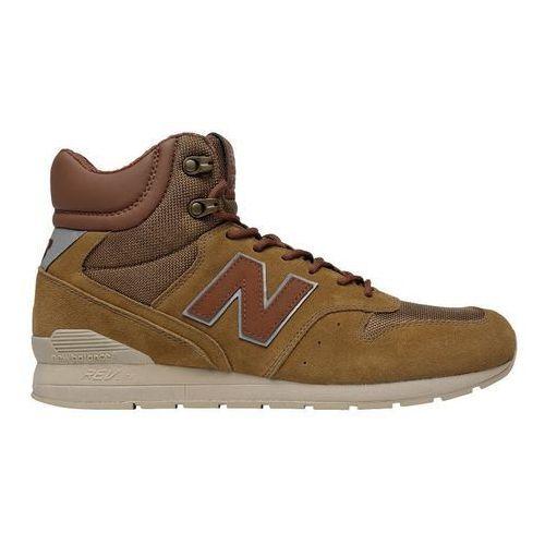 Buty męskie New Balance MRH996BR, kolor brązowy