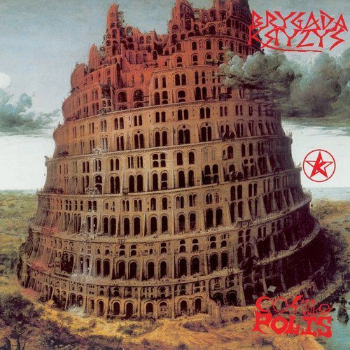 ***deleted*** Cosmopolis - Brygada Kryzys (Płyta CD) (5906409130124)