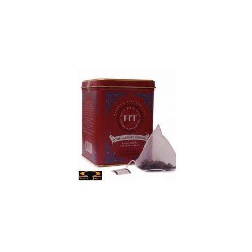 Herbata Harney & Sons Pomegranate Oolong, puszka piramidki 20 szt.