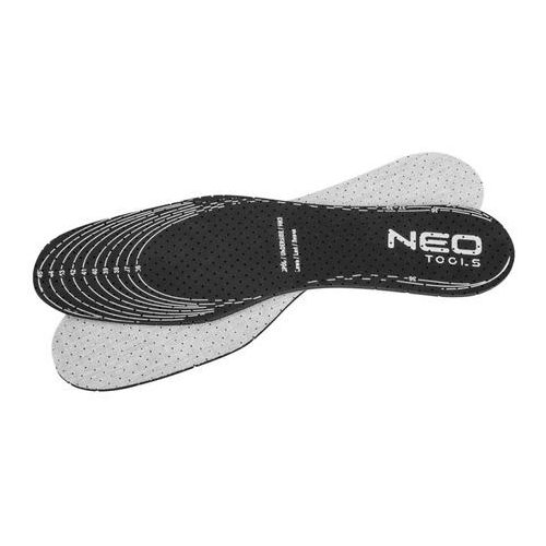 NEO 82-302 Wkładka do butów z węglem aktywnym - rozmiar uniwersalny - do docięcia, 82-302