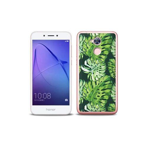 etuo Fantastic Case - Huawei Honor 6A - etui na telefon Fantastic Case - liść monstery, ETHW568FNTCFC068000