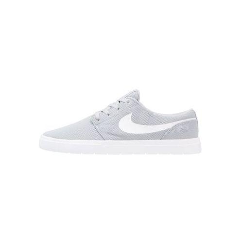 Nike sb portmore ii ultralight (gs) tenisówki i trampki wolf grey/white