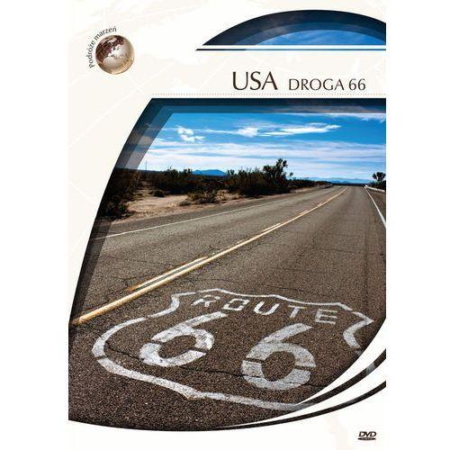 Cass film Usa droga 66 (dvd) - od 24,99zł darmowa dostawa kiosk ruchu (5905116010439)
