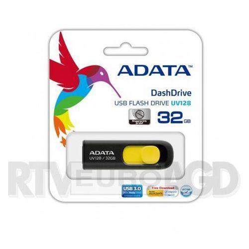 ADATA Dash Drive UV128 32 GB USB 3.0, kup u jednego z partnerów