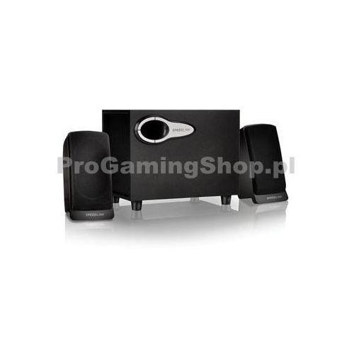 Speed-Link Mace 2.1 Subwoofer System, Czarny (głośnik)