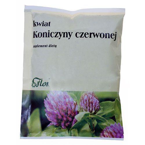 Flos Koniczyna czerwona kwiat 50g