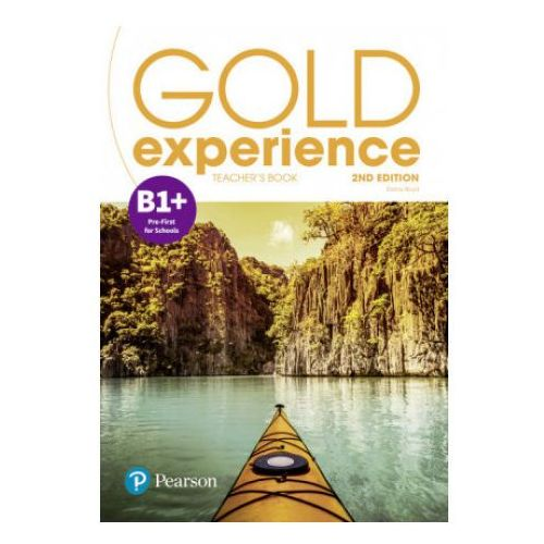 Gold Experience 2nd Edition B1+. Książka Nauczyciela + Online Practice + Online Resources Pack (9781292239811)