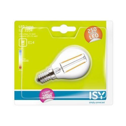Żarówka ISY LED ILE-3104 E14 2,1W Bezbarwny