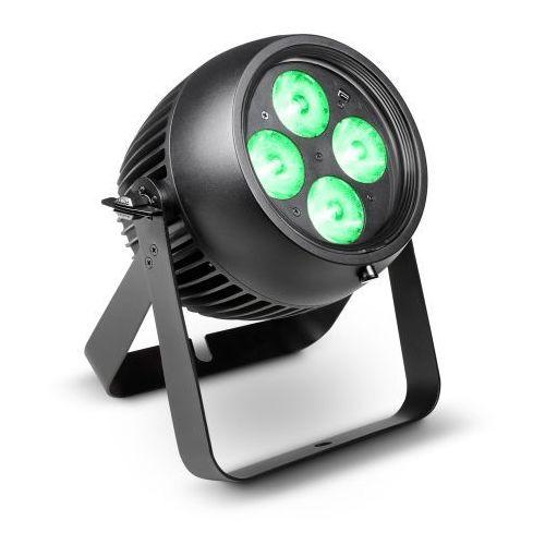 zenit p 130 - profesjonalna lampa par o stopniu ochrony ip65 do użytku zewnętrznego, w zestawie z osłonami rozpraszającymi marki Cameo