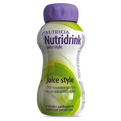 Nutridrink Juice Style jablko x 200ml - oferta [05c7217f5761525f]