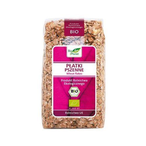 Bio Planet: płatki pszenne BIO - 300 g, 5907814660831
