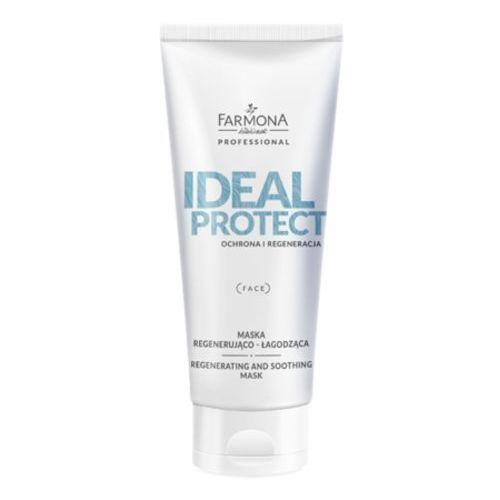 ideal protect maska regenerująco-łagodząca marki Farmona