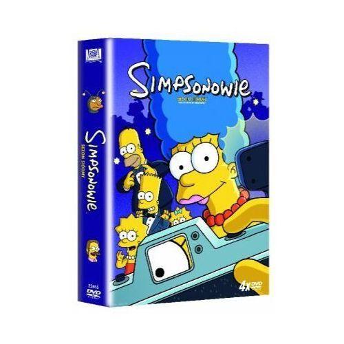 Imperial cinepix Simpsonowie - sezon 7 (dvd) - darmowa dostawa kiosk ruchu