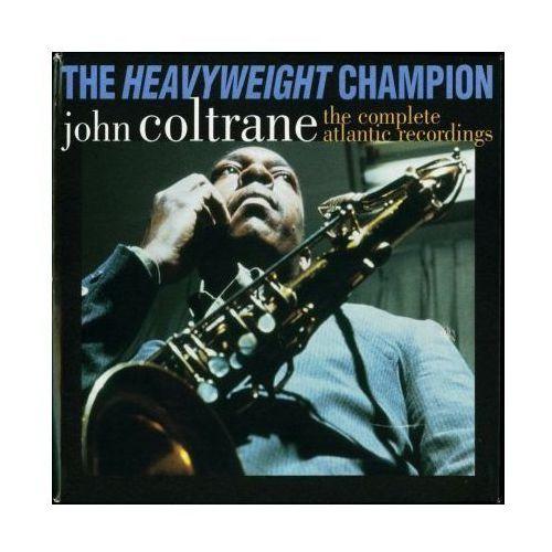 HEAVYWEIGHT CHAMPION-THE COMPL - John Coltrane (Płyta CD), 8122796427