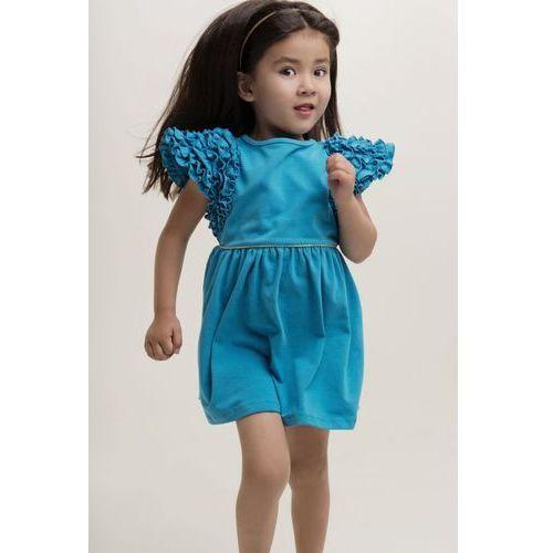 LIVLY Sukienka LIV niebieska (sukienka dziecięca)