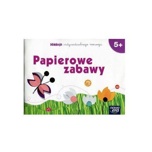 Dorota dziamska Pięciolatki. papierowe zabawy. kolekcja indywidualnego rozwoju