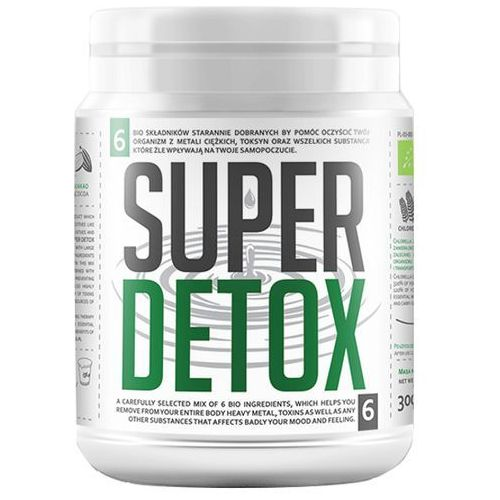Super Detox Mix Bio 300g Diet-Food (5901549275230)